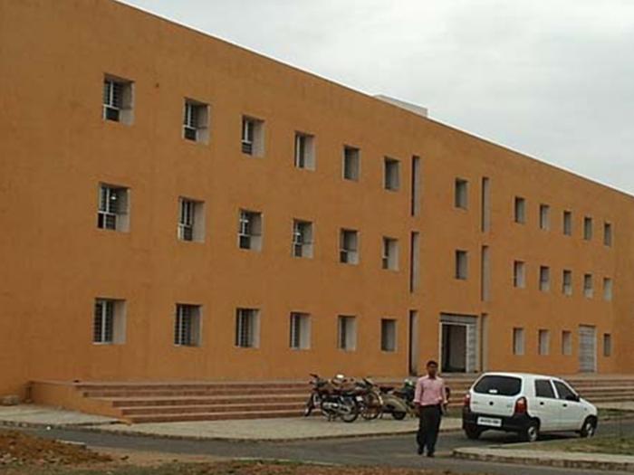 DRM Railway Building, Hatia